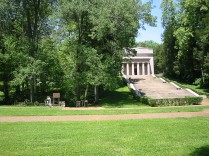 Abraham Lincoln Birthplace National Historic Park, May 11, 2003