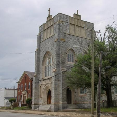 Liturgy – Chasing Churches
